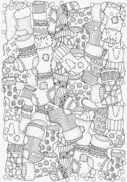 Coloriage Noel A Imprimer