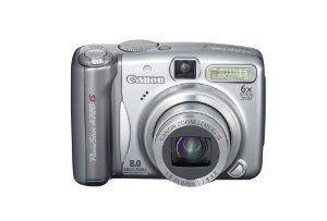 Amazon Com Canon Powershot A720is Canon Digital Camera Powershot Digital Camera