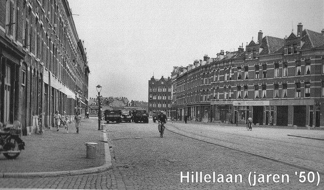 Hillelaan 1935