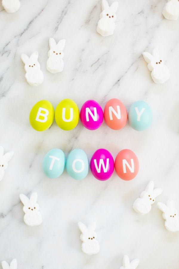 huevos-decorados-2 DIY Niños Una mamá novata Pinterest - huevos decorados