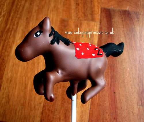 Horse Cake Pop Kentucky Derby Coop Would Love These