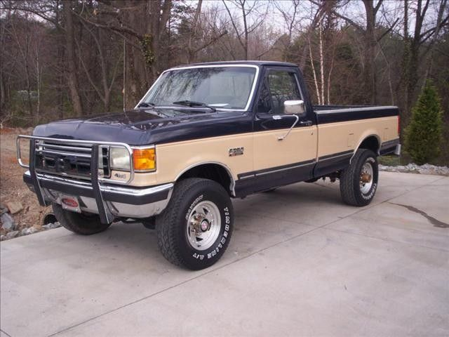 1990 Ford F250 Truck 1990 Ford F250 For Sale In Taylorsville