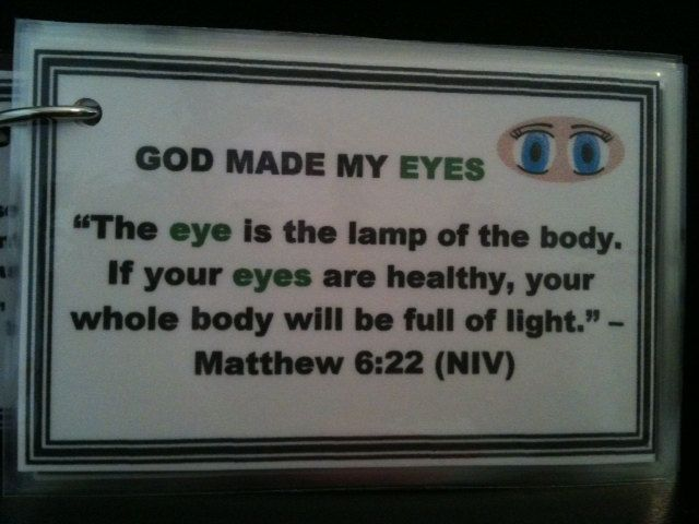 God Made Me Scripture and Prayer Cards (Can Be Personalized). $19.99, via Etsy.