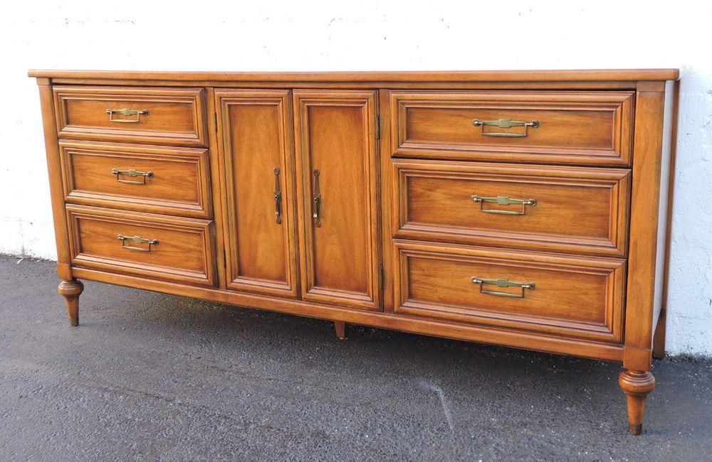 Mid Century Modern Dresser By White Fine Furniture 7406 Midcenturymodern Whitefinefurniture