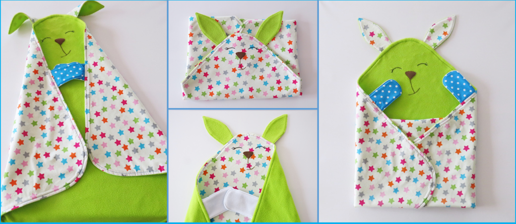 Cute and Colorful Baby Blanket and Toy All in One - http ...