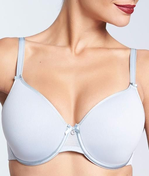 5cc7afdd5205c Leave shirt bunching and button gaping behind with the C Magnifique  Minimizer Bra from Chantelle.