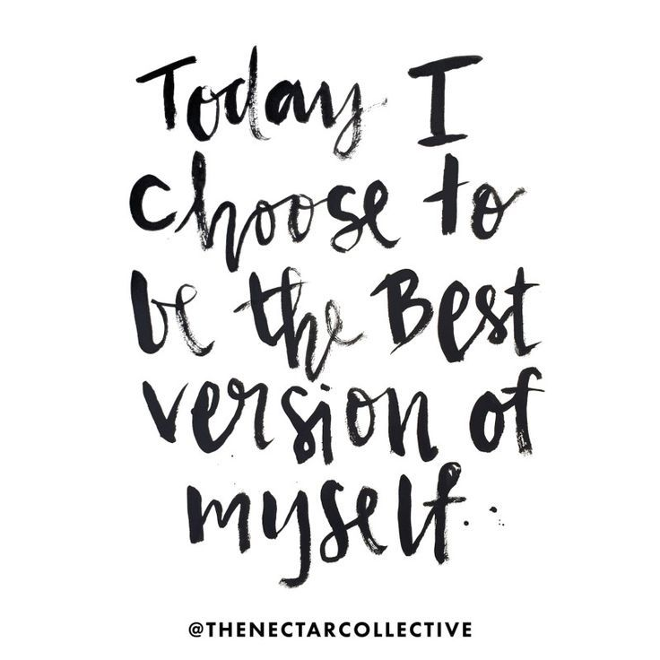 Lyric i choose the lord lyrics : Today I choose to be the best version of myself