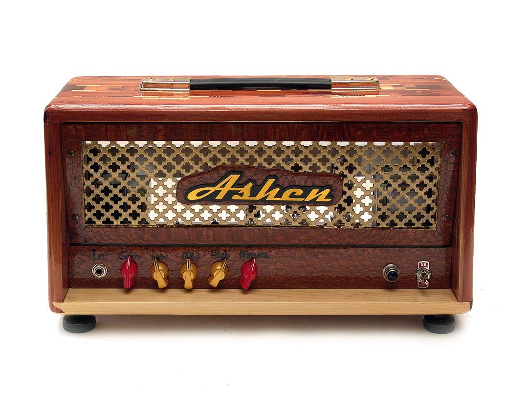 Ashen phoenix xvi handwired guitar amplifier head electric guitar ashen phoenix xvi handwired guitar amplifier head publicscrutiny Gallery