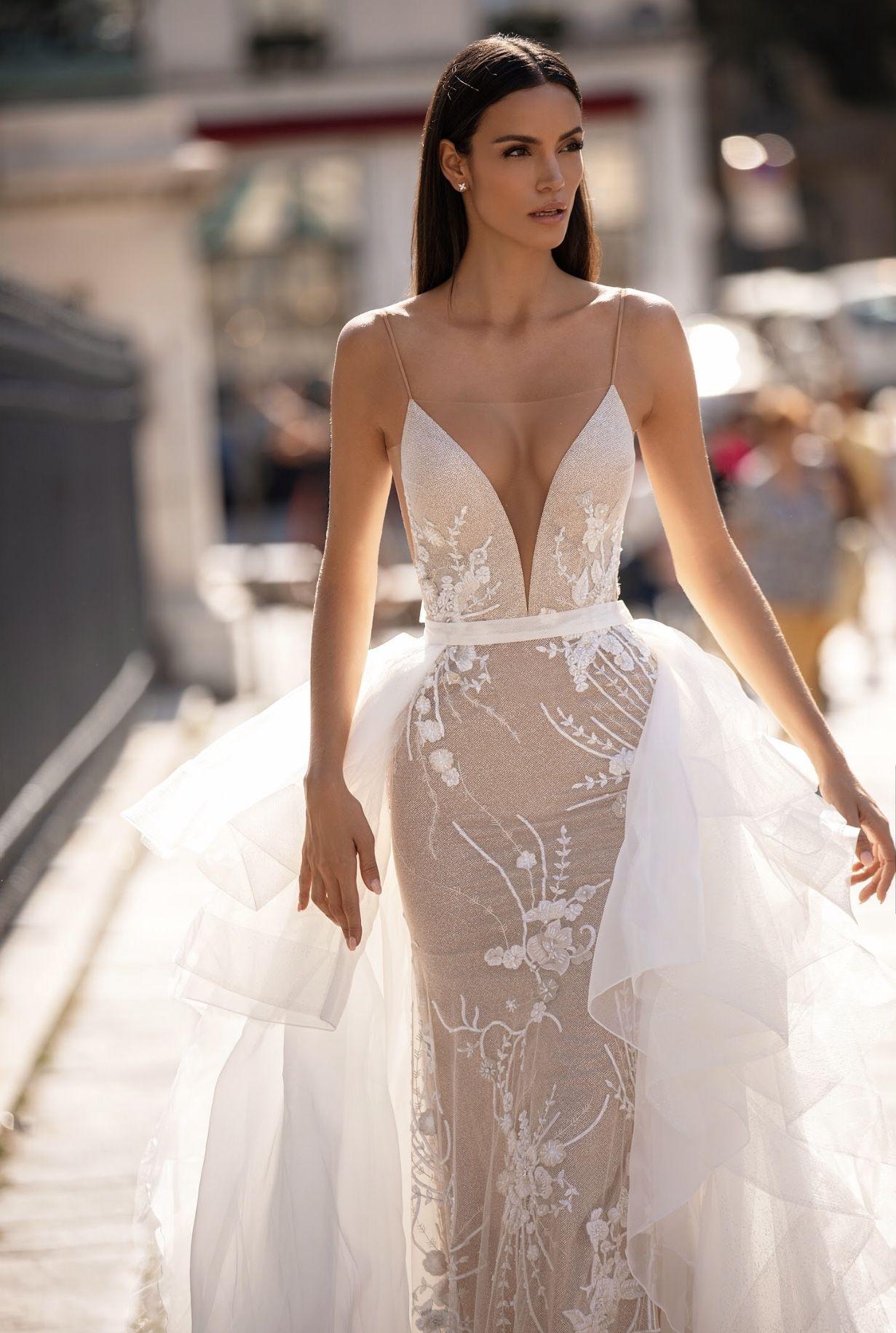 Pin on Wedding Dresses 2020 Milla Nova by Lorenzo Rossi