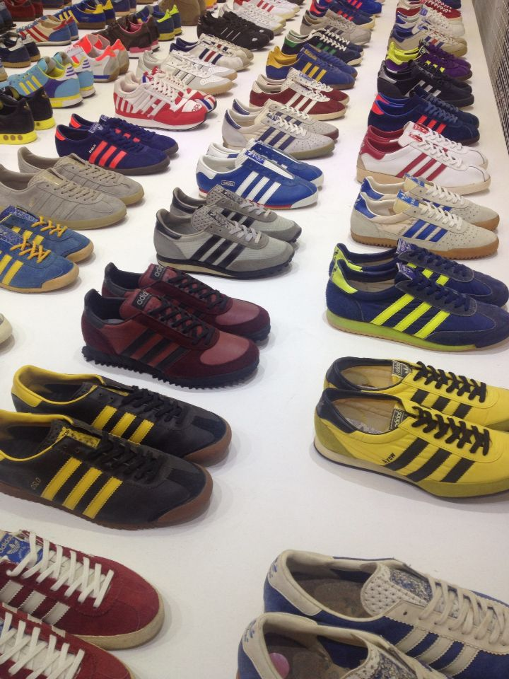 buy popular a1a7b 0a4c1 Adidas Spezial Exhibition Manchester 2014
