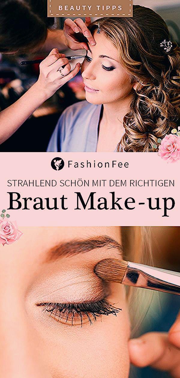 Photo of Braut Make-up: So leicht werdet ihr zur strahlenden Braut!