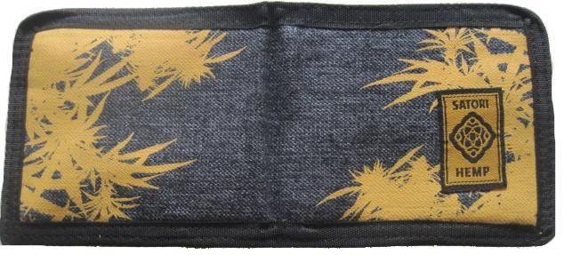Canna Bi-Fold Wallet