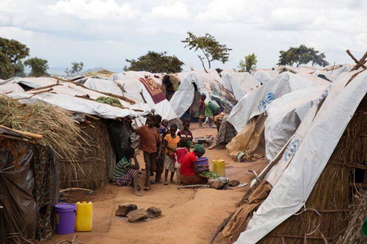 Cada vez mais moçambicanos refugiam-se no Malawi denunciando ataques do exército - PÚBLICO  Há uma cidade de tendas que está acrescer no Malawi junto à fronteira com Moçambique