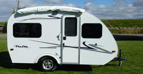 Ultra Light Trailer Mini 13 Light Trailer Camping Trailer Tent