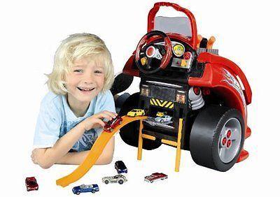 Kids Toddler Toy Auto Mechanic Car Service Station