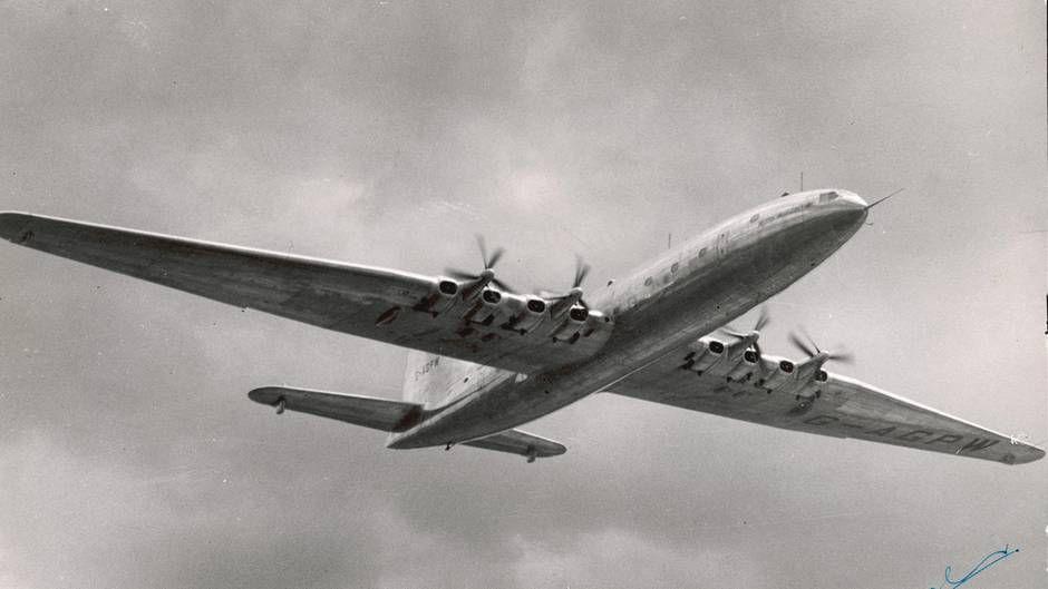 Größte Spannweite Flugzeug