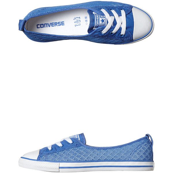 Converse Womens Chuck Taylor All Star Ballet Lace Breathable