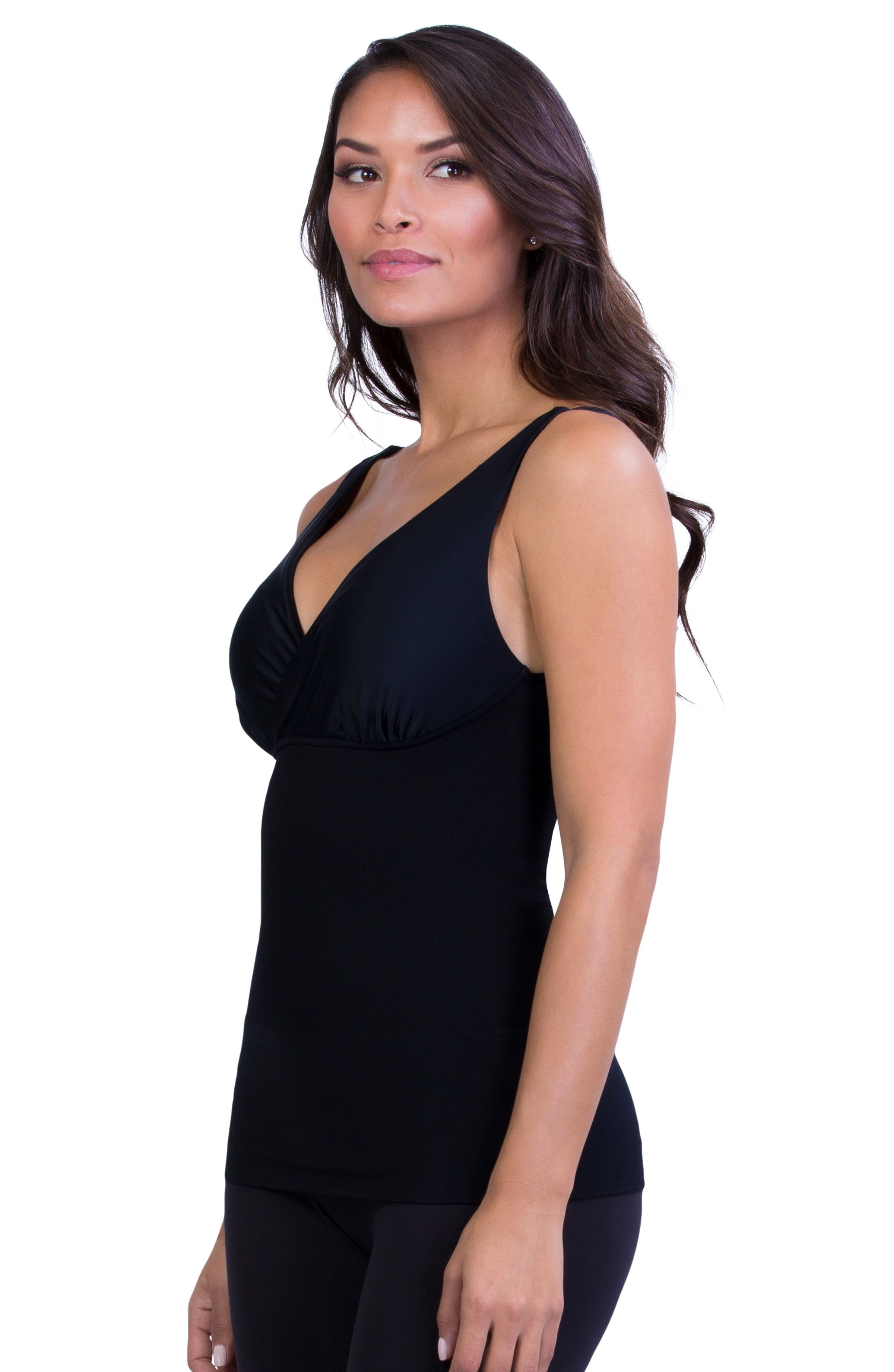 4f52588de34 The Mother Tucker Nursing Tank is engineered to offer exceptional wire-free  support with a tummy-flattening center, pull aside cups for discreet nursing  and ...