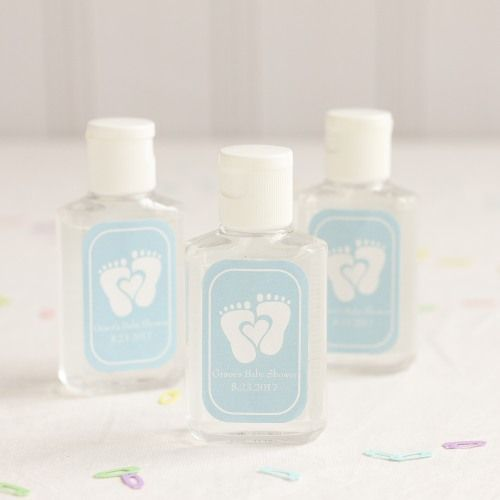 Personalized Baby Shower Hand Sanitizer Unique Baby Shower