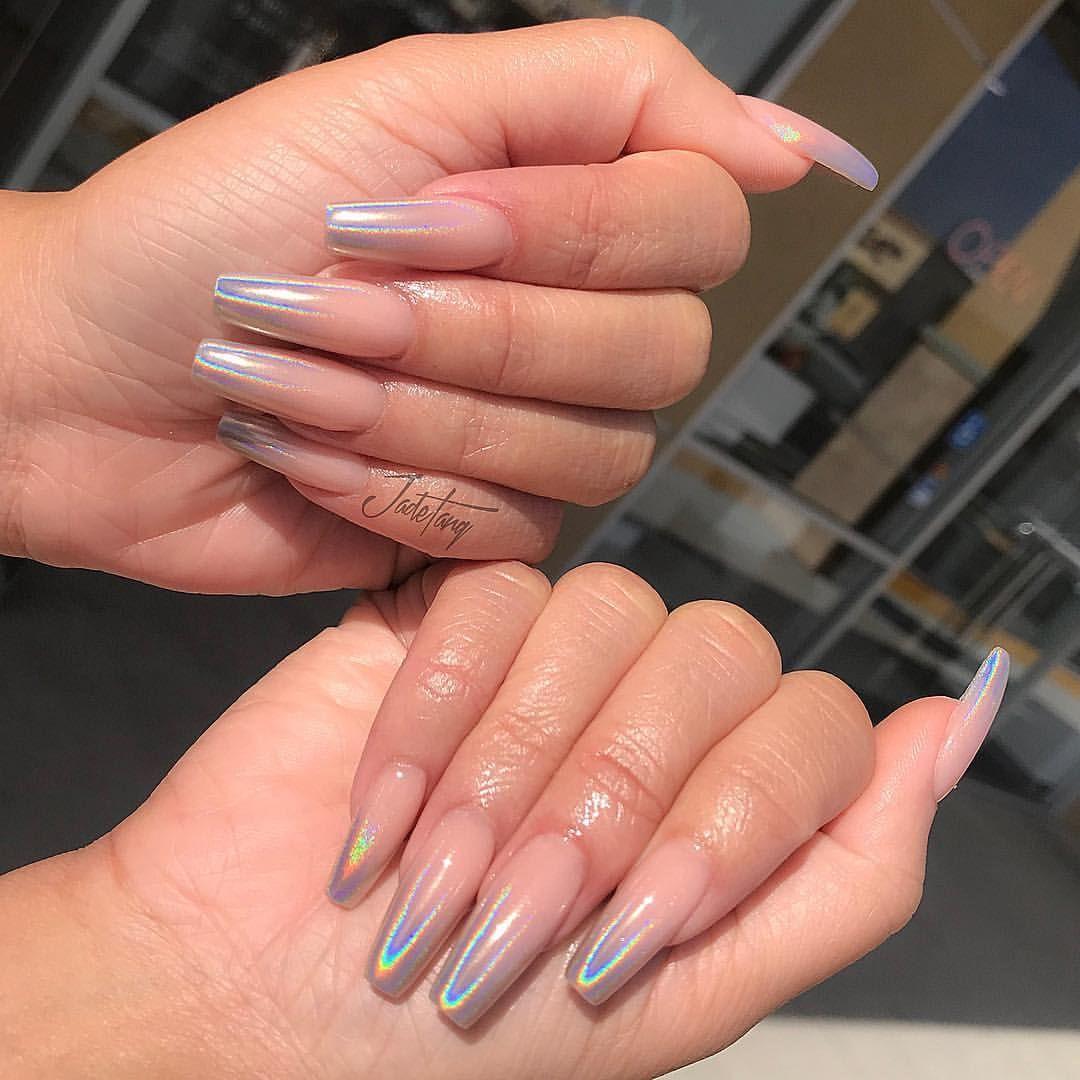 ig: prinsusbre 🌹 | Ballerina nails, Coffin nails designs