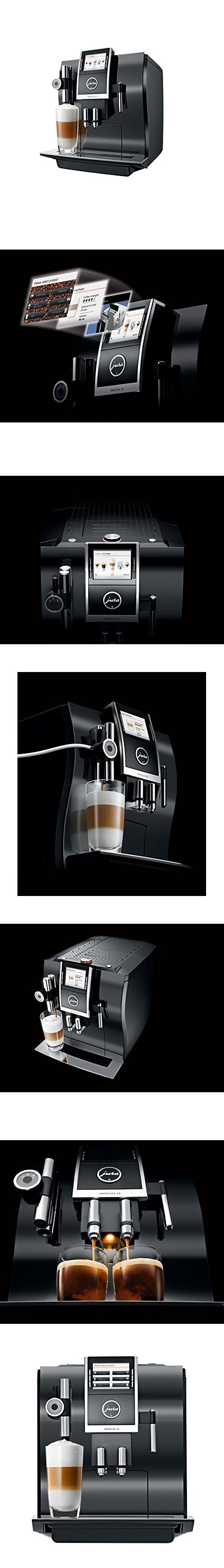 Jura 13752 Automatic Impressa Z9 One Touch TFT Coffee