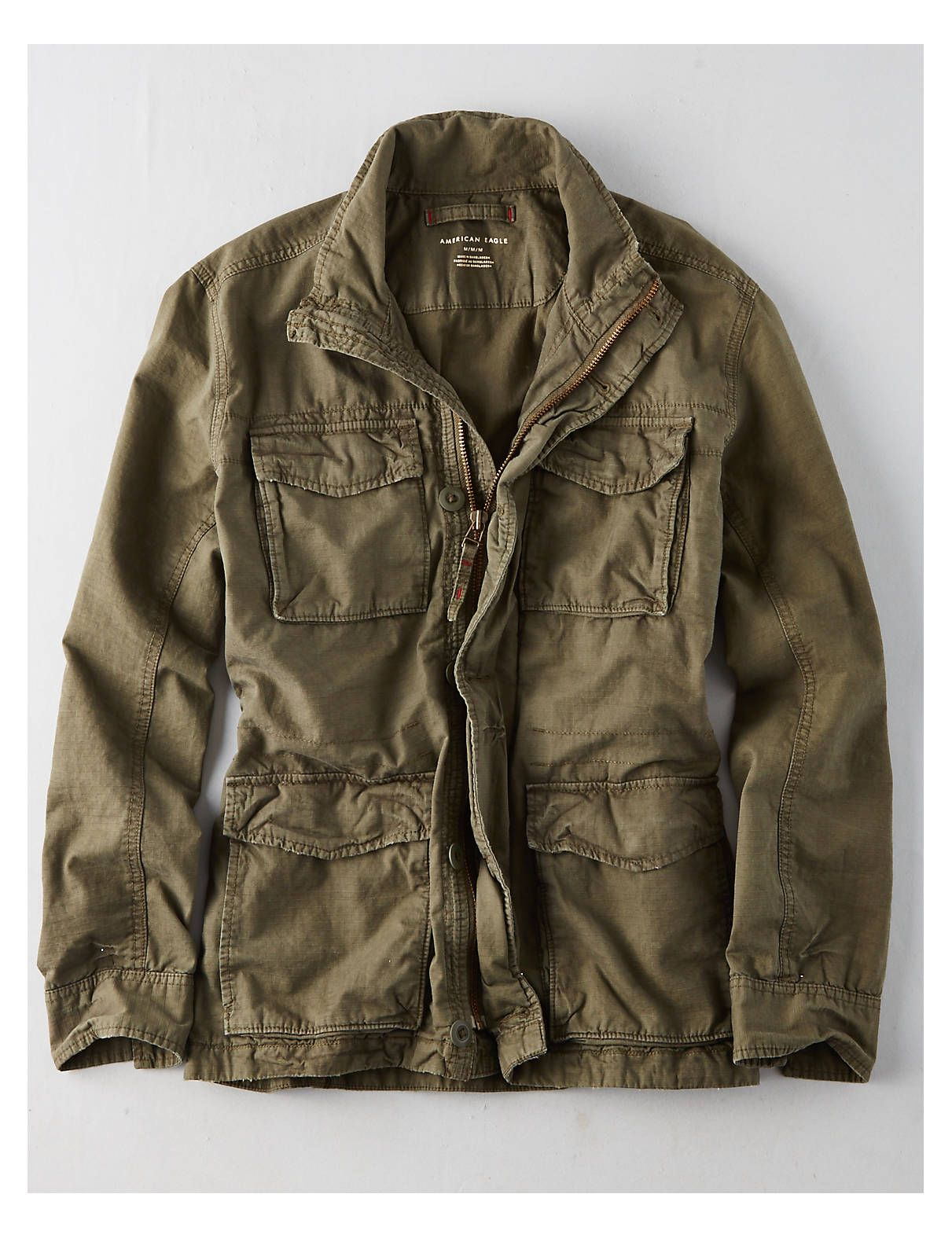 94782d7ace1 AE Military Jacket