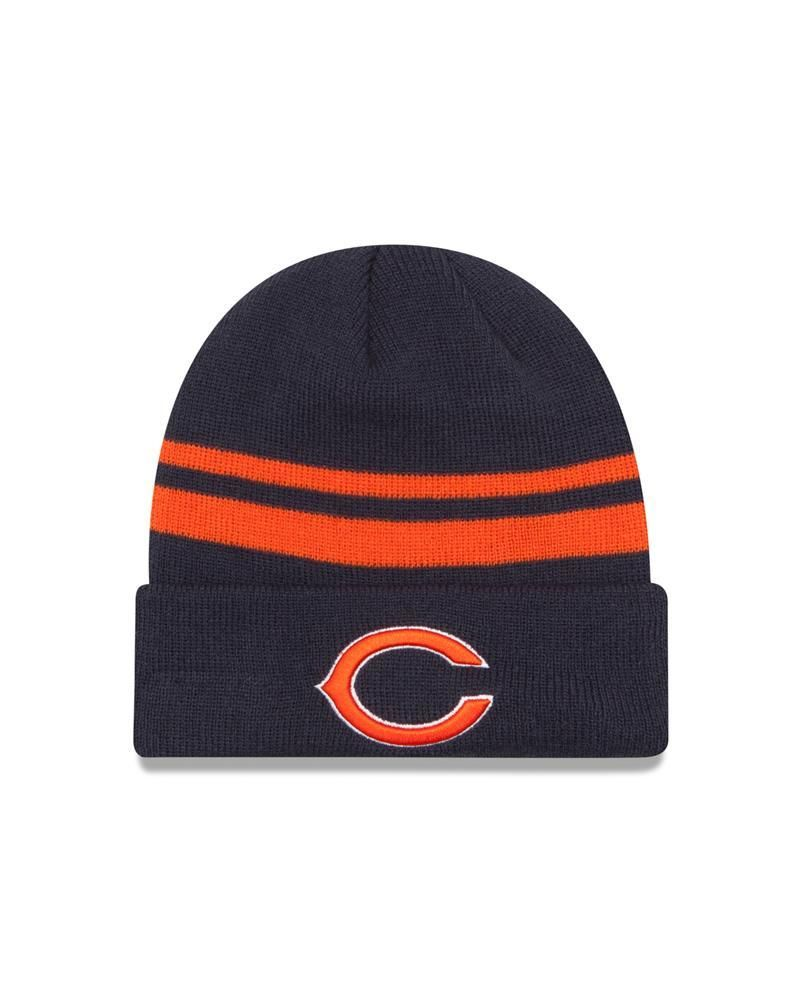 82cd690923f Chicago Bears New Era Beanie Cuff Knit Cap