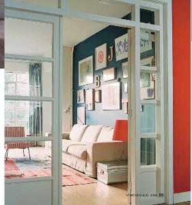 Glastür Home Pinterest Glastüren Türen Und Wohnzimmer - Wohnzimmer glastur