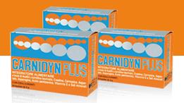 Campioni Omaggio Carnidyn Plus – Integratori Alimentari