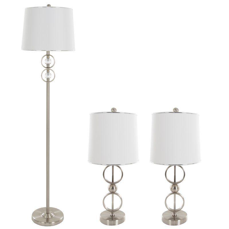 Floor And Table Lamp Set Lamp Sets Floor Lamp Modern Floor Lamps