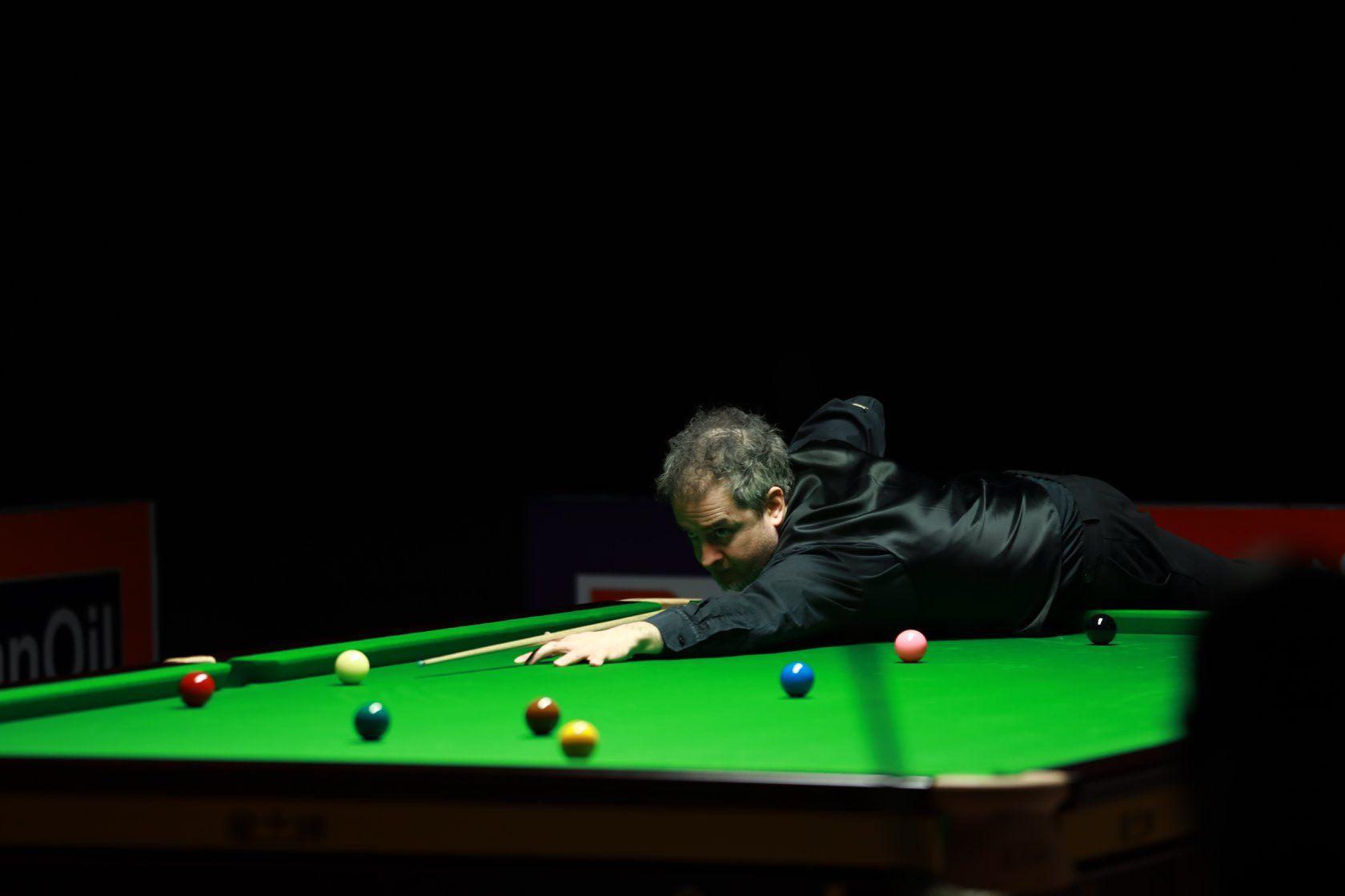 Anthony Hamilton. Day 2 Highlights Snooker