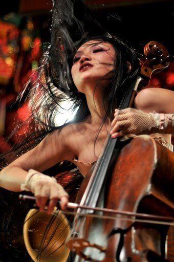 Tina Guo | Cello stuff | Pinterest | Cello, Musik and