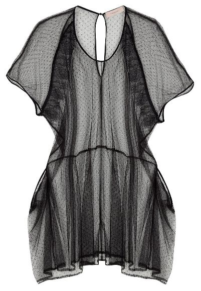 Preen, Oversized Frill Tulle Dress // £195.00