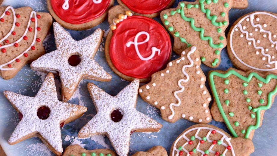 Galletas De Navidad Amanda Laporte Receta Canal Cocina Postres Caseros Recetas De Galletas De Navidad Galletas De Navidad