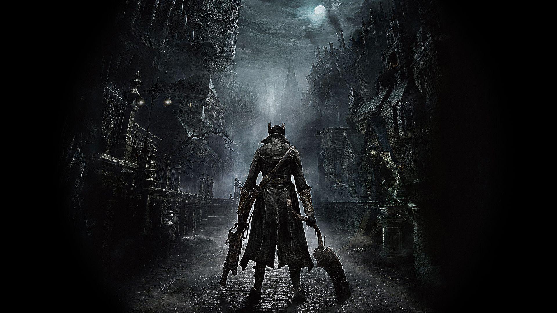 Video Game Bloodborne Wallpaper | HD Wallpaper | Pinterest ...