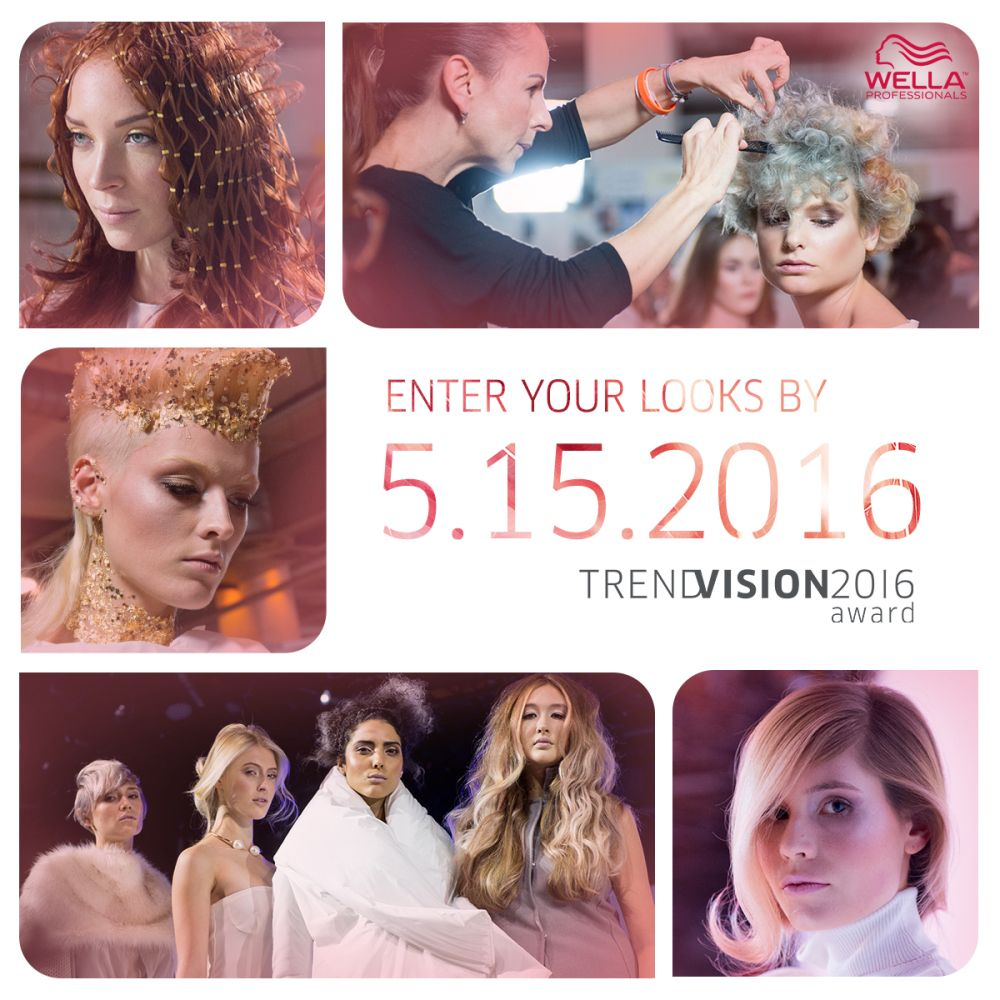 Inspiration by Addison Mueller from Beauty Academy. #wella #trendvision @bloomdotcom