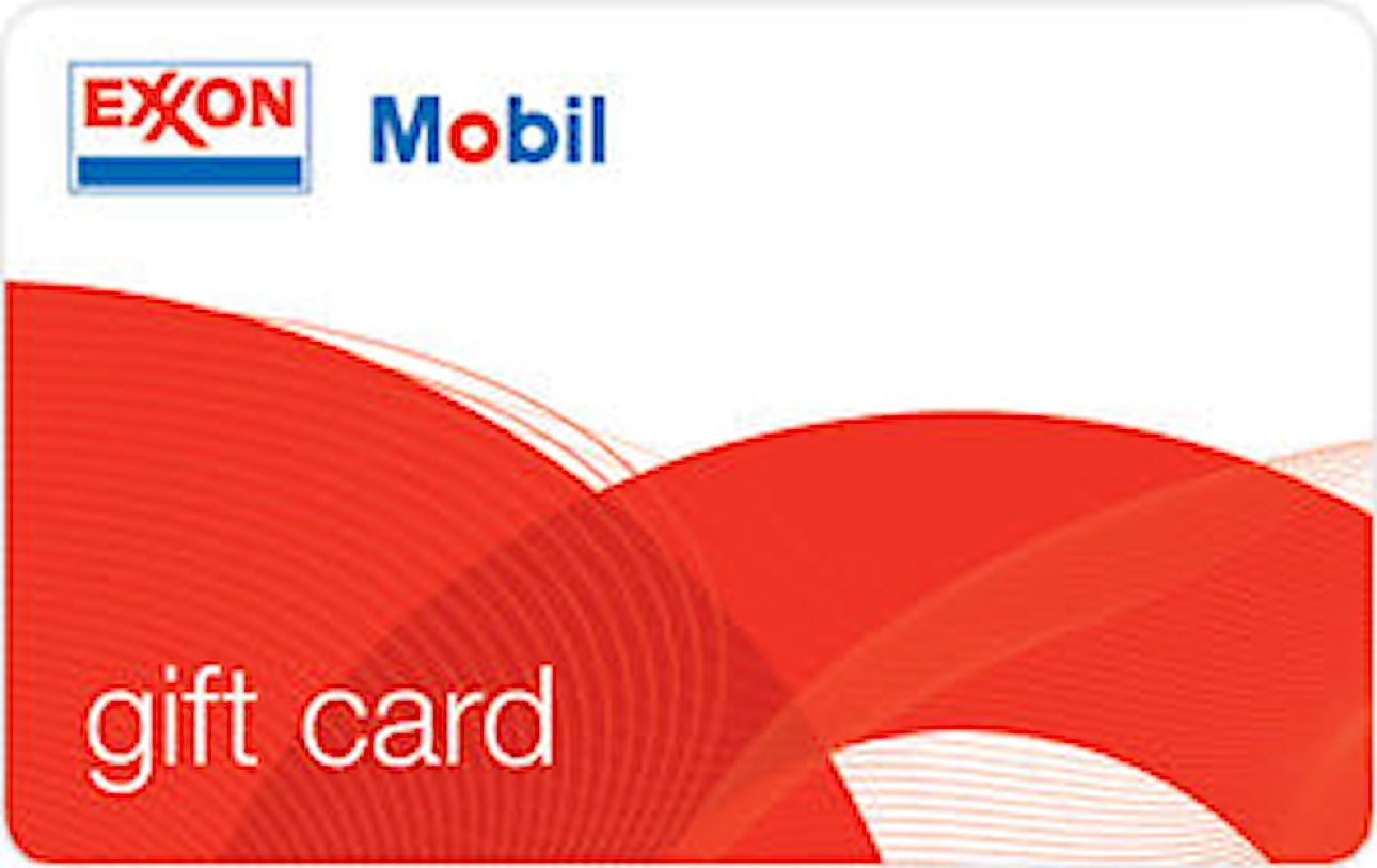 Coupons giftcards 20 exxonmobil gift card gas and