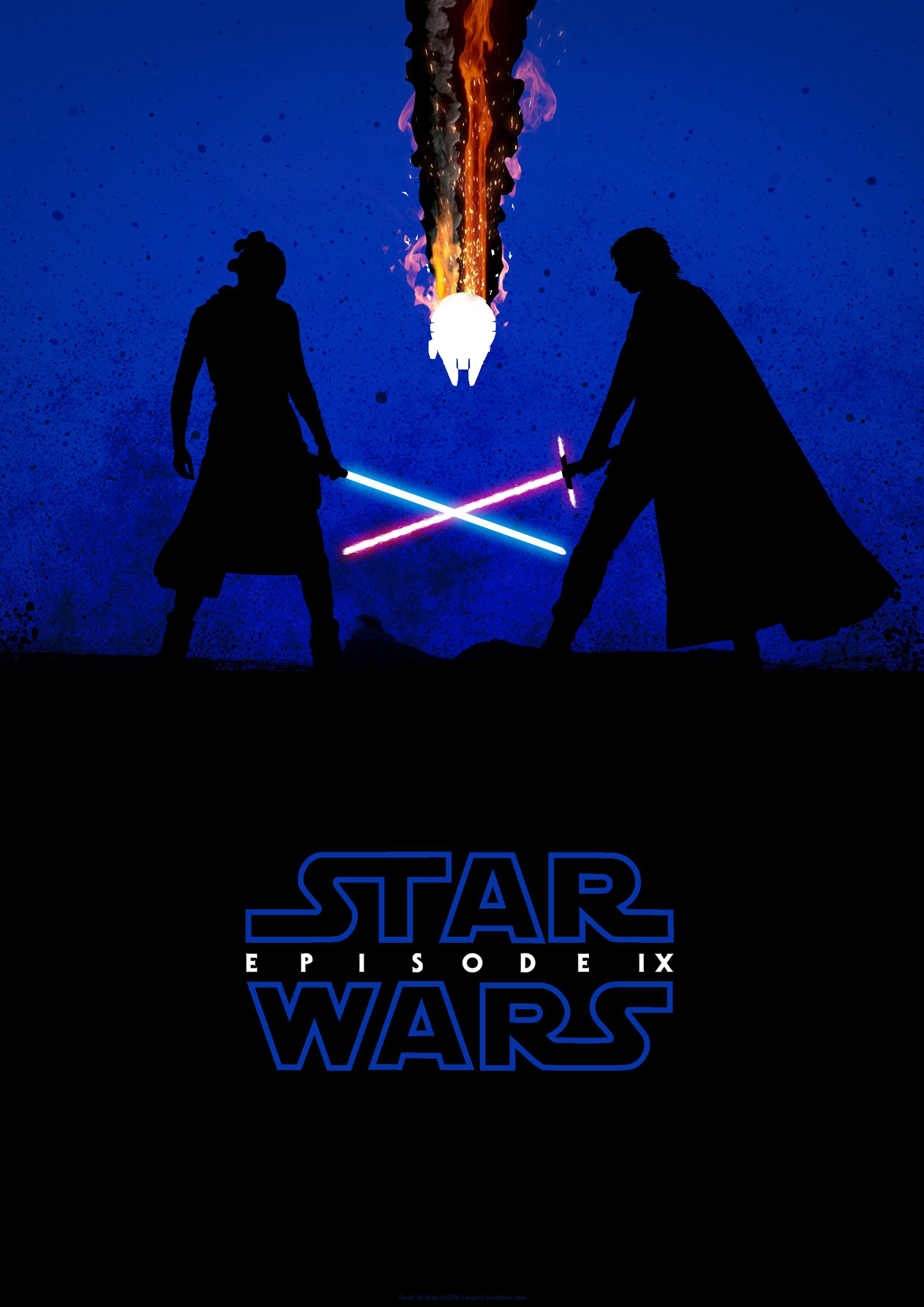 Star Wars: Episode 9 Fanart Movieposter | Star Wars 9 ... - photo#14