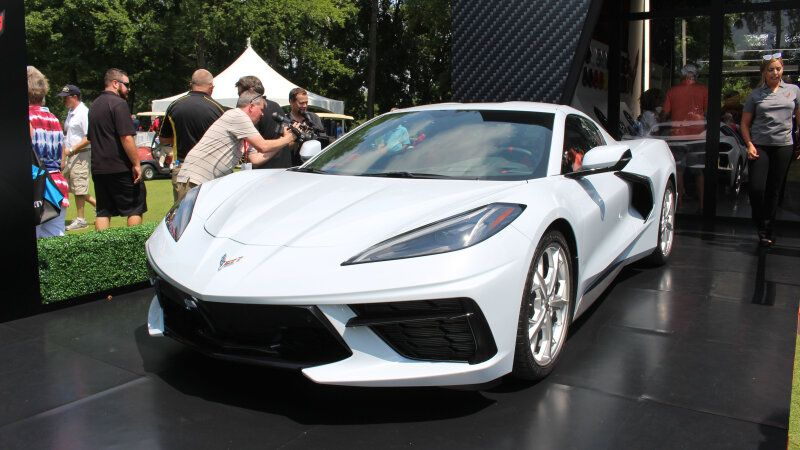 C8 Corvette Build Order Being Offered On Ebay For 110 000 Chevy Corvette Sports Cars Luxury Sports Cars Bugatti
