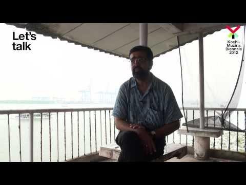 Amar Kanwar (KMB Let's Talk interview series)