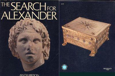 THE SEARCH FOR ALEXANDER  AN EXHIBITION 1982