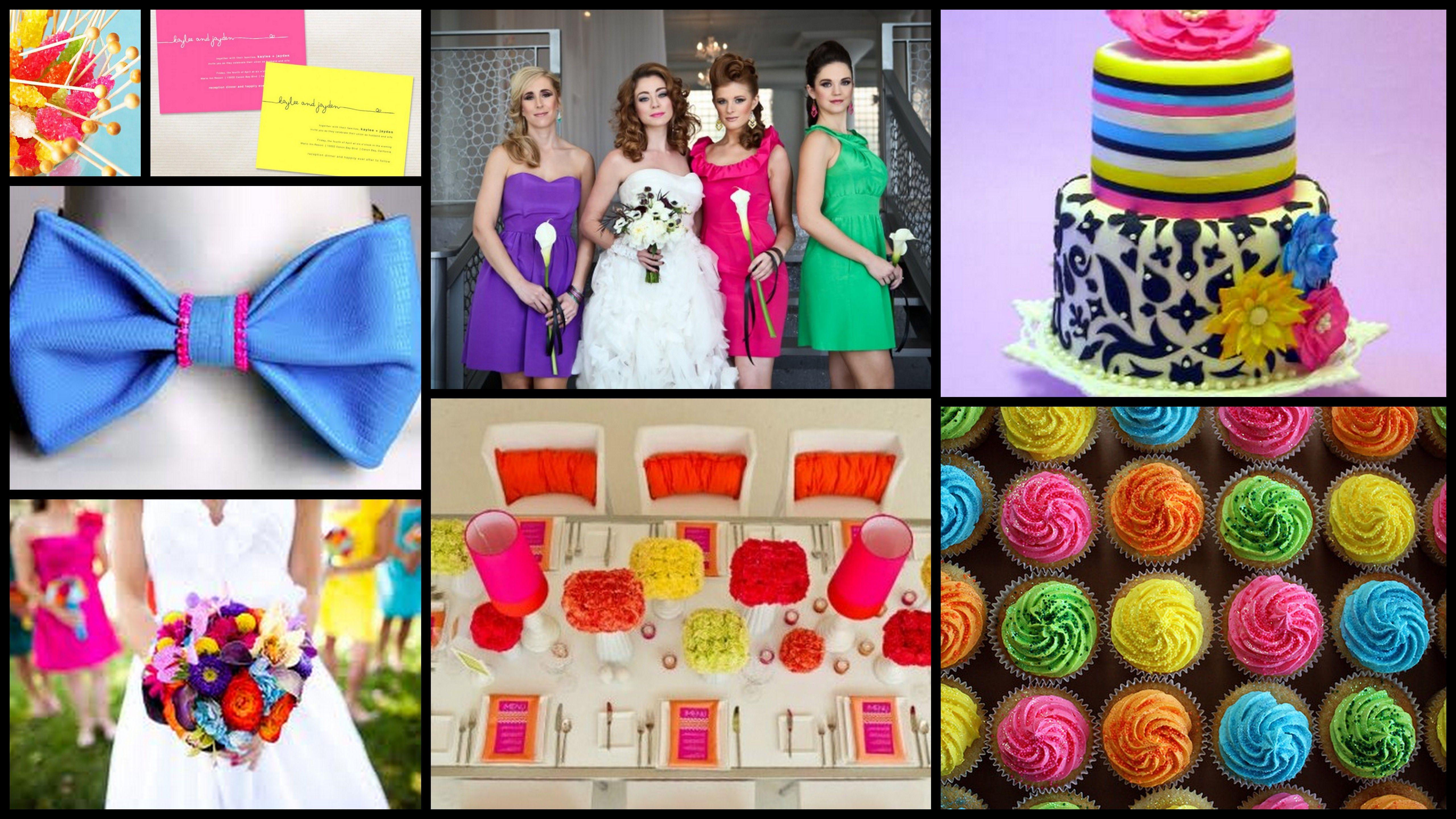 80s Wedding Cake Google Search 80s Party Pinterest Neon