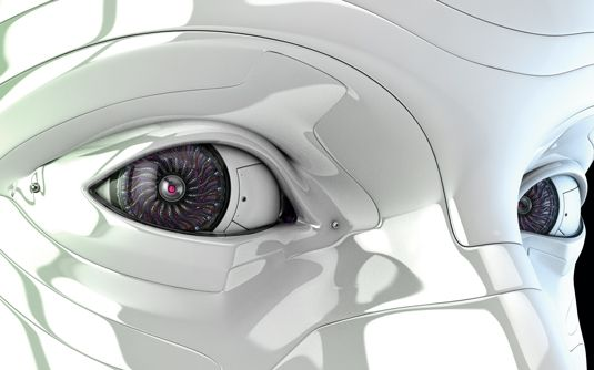 ARTICLE: How to create a futureproof robot design   3D   Creative Bloq