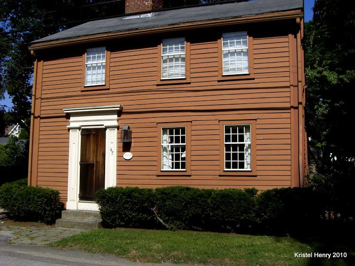 Wickford Ri C1776 New England Homes Places And Icons