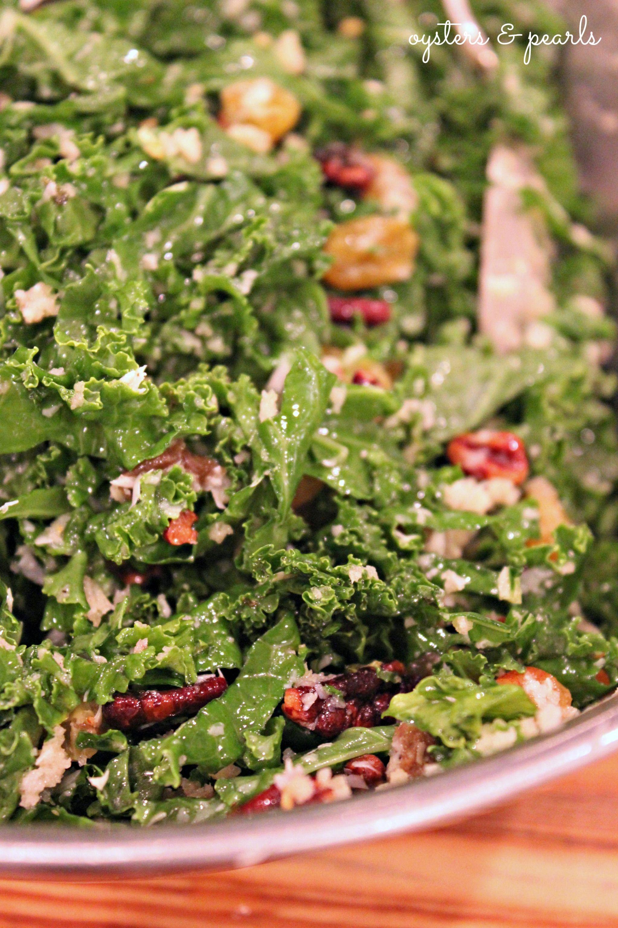Smitten Kitchen Kale Salad   Recipes   Pinterest   Recetas de comida ...