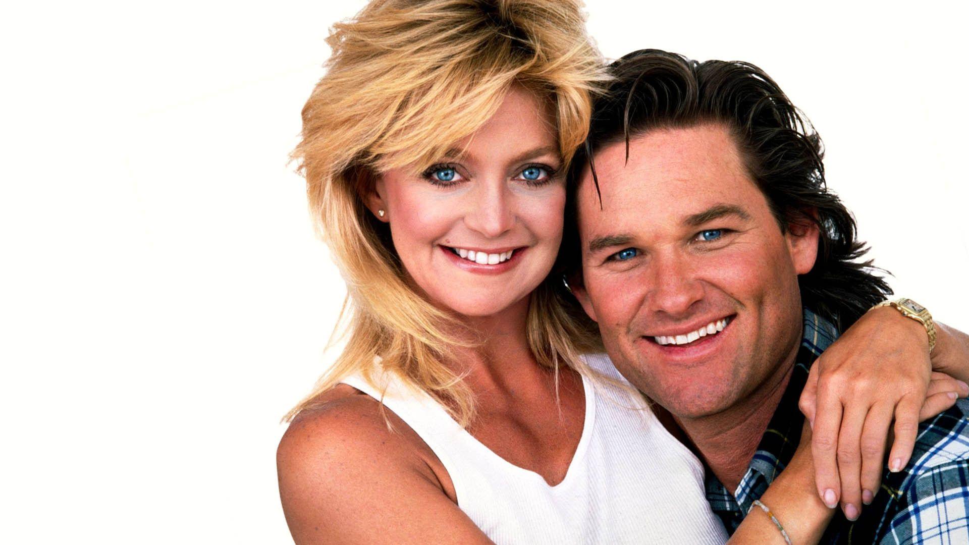 Overboard Movie Couples Goldie Hawn Goldie Hawn Kurt Russell
