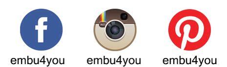 Sigam embu4you mas redes sociais  Hospedagem e Turismo