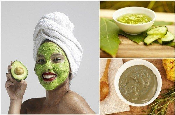 how to make a healthy face mask
