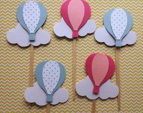 Resultado De Imagem Para Molde De Balão Em Eva Para Imprimir