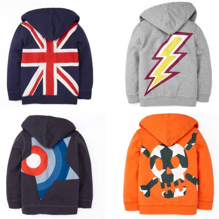 Awesome hoodies at Mini Boden this season